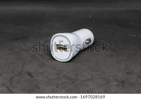 Usb pass car cigarette lighter #1697028169