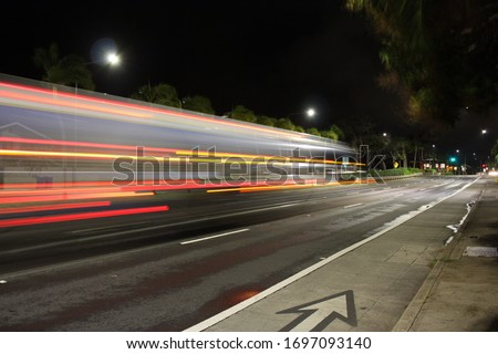 Slow Shutter Speed Street Photography