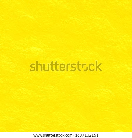 Golden yellow background or texture wall and gradients shadow Shiny  leaf gold foil. paper shape. High quality and have copy space for text #1697102161