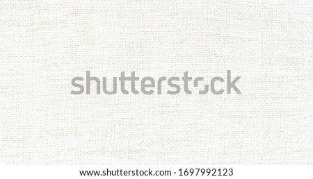 Natural linen texture as background #1697992123