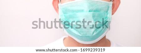 People with protective mask of coronavirus. coronavirus hand hygiene coronavirus spreading pandemic prevention header. and healthcare concept #1699239319