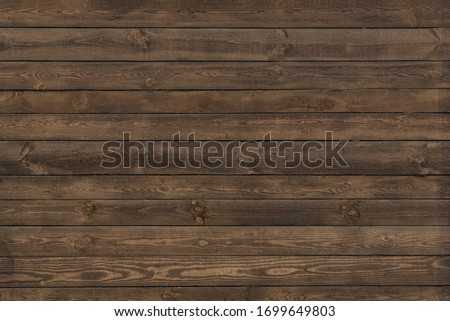 Old wooden background. Rough wood texture. Vintage. Royalty-Free Stock Photo #1699649803