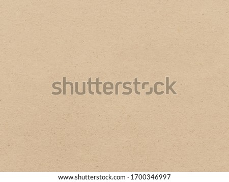 Natural light brown paper texture Royalty-Free Stock Photo #1700346997