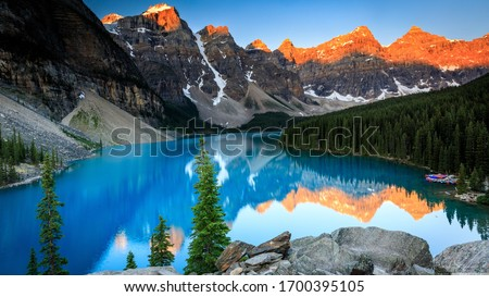 beautiful mountain picture of nature