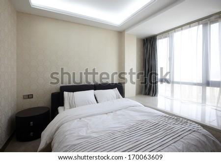 modern Bedroom #170063609