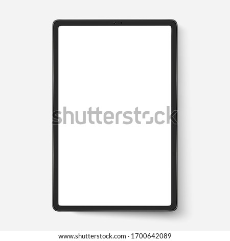 Phone black smartphone on a white background #1700642089