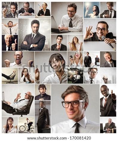 Businessmen #170081420