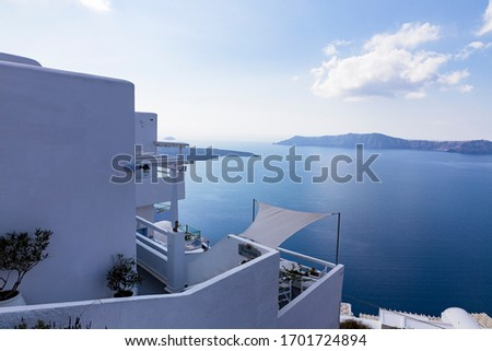 Santorini - Island Kykladen Greece Holidays #1701724894