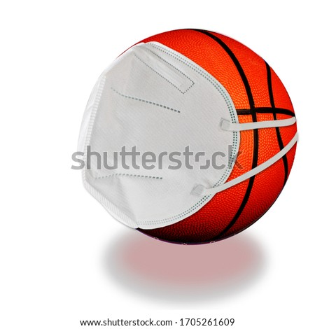 Basketball season canceled because of COVID-19 Virus.