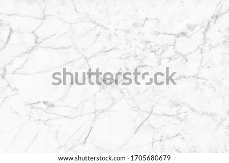 White marble seamless texture with high resolution for background and design interior or exterior, counter top view. #1705680679