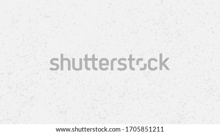 White background, small elements scattered randomly, prints of paint. Vector illustration. #1705851211