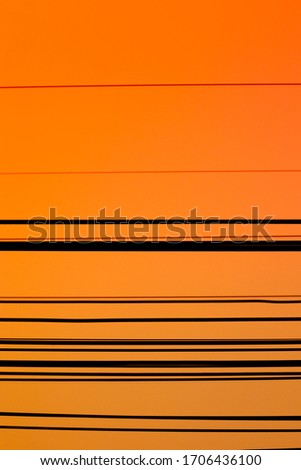 Cable,Power cable,art Cable,Cable and Sky,Graphic Cable and Sky  #1706436100