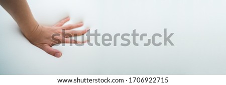 Memory Foam Mattress Topper Choosing In Store Royalty-Free Stock Photo #1706922715
