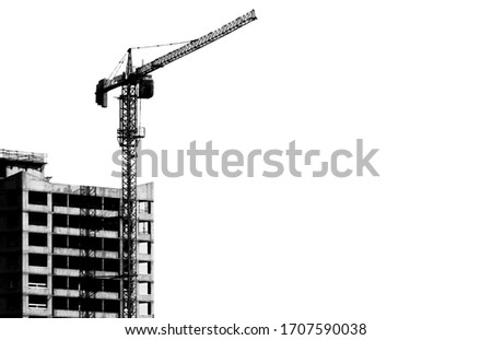 black and white city buildings #1707590038
