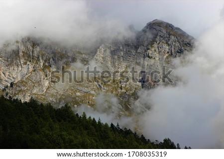 andalo mountains views -trento -italy #1708035319