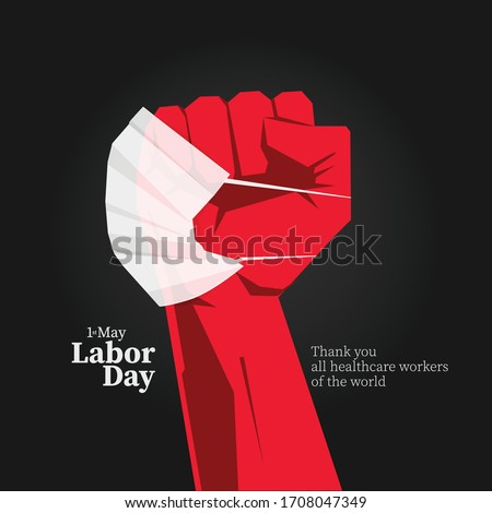 Happy Labor Day. Thank you all healtcare workers of the world. #1708047349