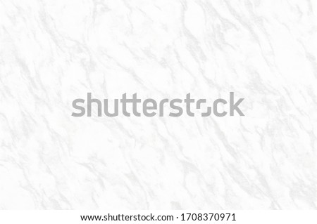 White or light grey marble stone background. White marble,quartz texture backdrop. Wall and panel marble natural pattern for architecture and interior design or abstract background. #1708370971