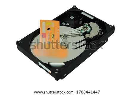 Funny audio compact cassette digitalization into a hard drive file mp3 format