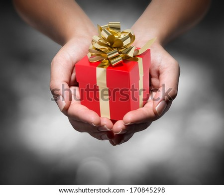 give your gift #170845298