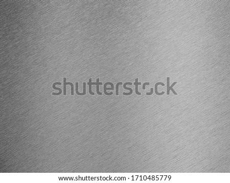 Silver gray metallic texture background #1710485779