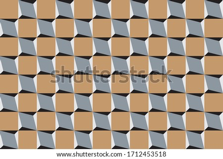 White background texture with geometric shapes #1712453518