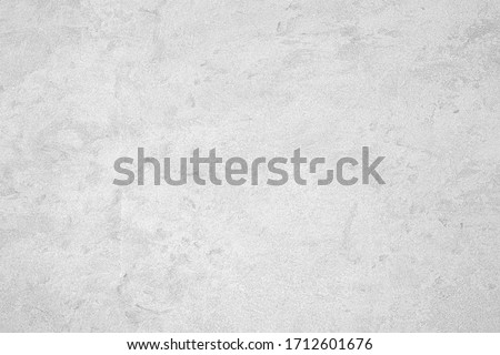 Texture of white monochrome decorative plaster or stucco. Abstract background for design. Banner with copy space for text. #1712601676