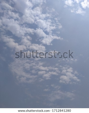 natural  blue clear sky with cloud wallpaper.  #1712841280
