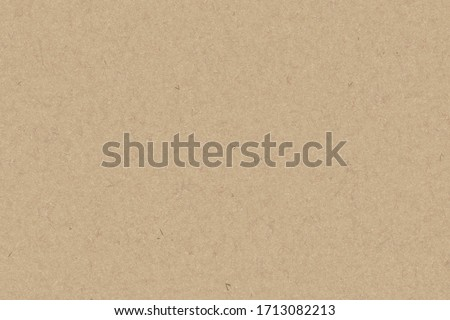 Brown paper texture with grain detail on it surface. #1713082213
