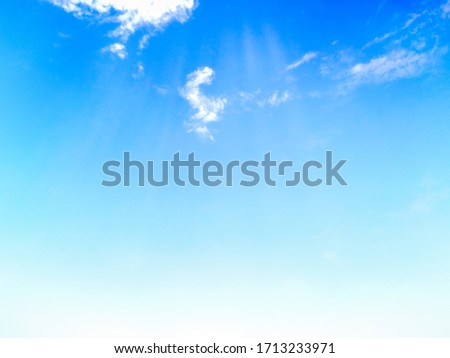 Natural sky beautiful blue and white texture background #1713233971