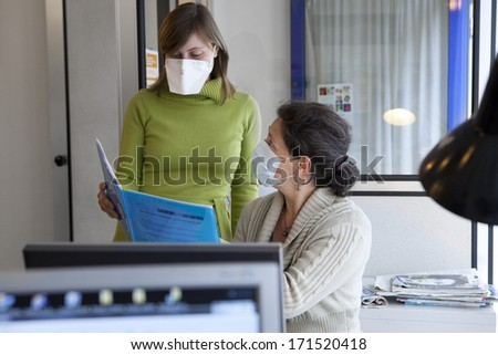Prevention, Mask #171520418