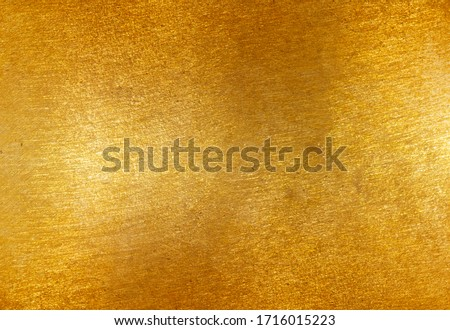 Gold background or texture and Gradients shadow. #1716015223