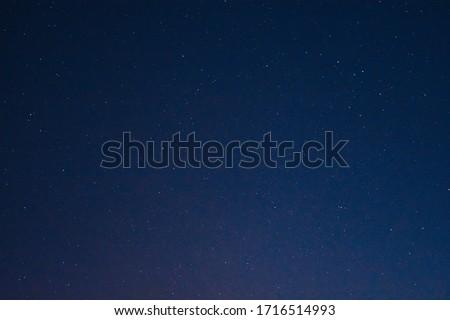 Night sky at Buna federation and Herzegovina.  #1716514993
