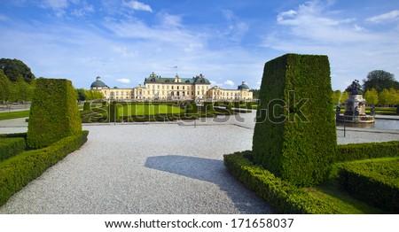 Drottningholm castle #171658037