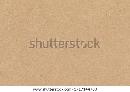 Beige kraft paper texture, Abstract background high resolution. Royalty-Free Stock Photo #1717144780