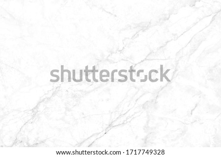 White grey marble floor texture background with high resolution, counter top view of natural tiles stone in seamless glitter pattern and luxurious. #1717749328