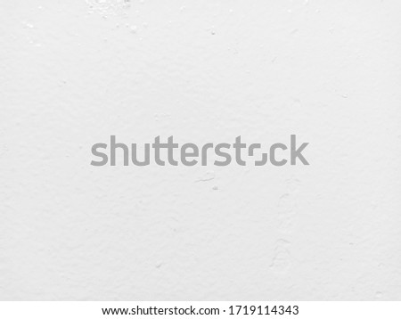 white concrete wall for background. #1719114343