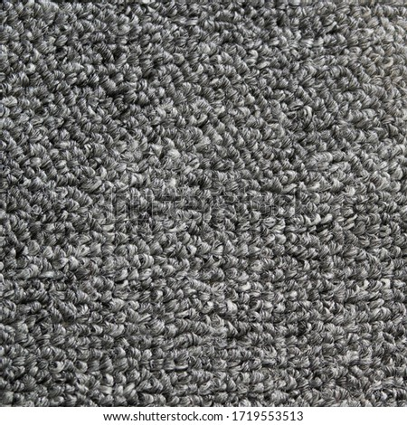 Simple gray carpet close up pattern  #1719553513