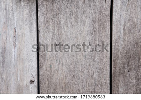 Old wood fence, wood texture background. Structure of a tree. #1719680563