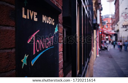 Live music tonight in Liverpool