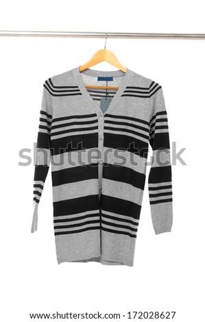 female shirt clothing rack display  #172028627