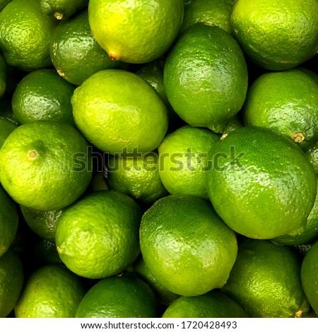 Macro Photo food citrus fruit lime. Stock photo background Texture juicy green tropical lime fruit. #1720428493
