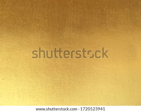 Gold or foil cement wall texture background  #1720523941