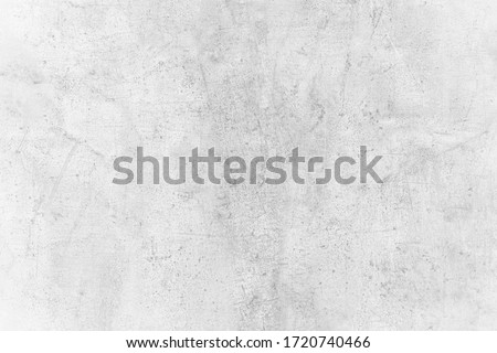 White concrete street wall background or texture #1720740466
