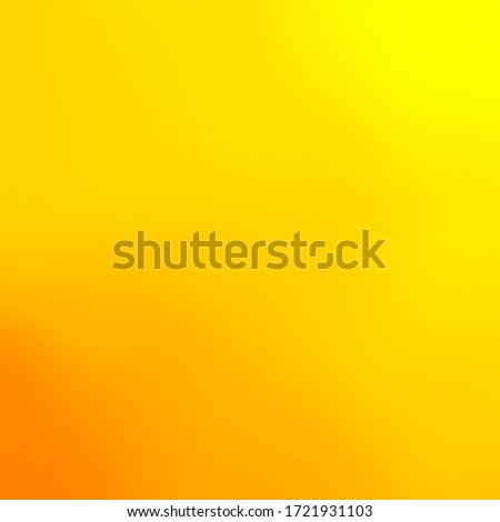 Abstract orange background. Square orientation. Color transition. #1721931103