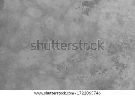 Blur abstract blank gray cement concrete texture wall for background and wallpaper with copy space. Royalty-Free Stock Photo #1722065746