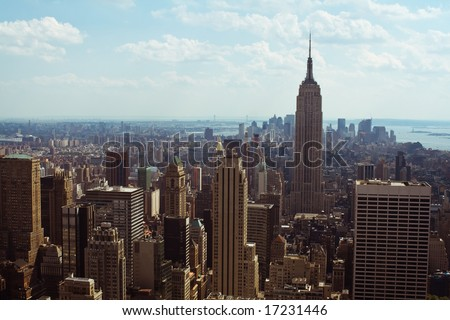 New York Skyline #17231446