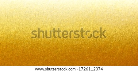 gold polished metal steel texture abstract background. #1726112074