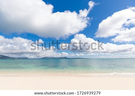 picture of the beautiful sea