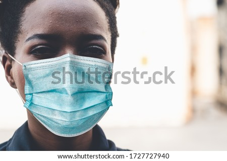 Factory workers with face mask protect from outbreak of Coronavirus Disease 2019 or COVID-19. Concept of protective action and quarantine to stop spreading of Coronavirus Disease 2019 or COVID-19. #1727727940