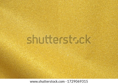 Golden background shiny texture with copy space #1729069315